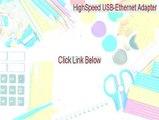 HighSpeed USB-Ethernet Adapter Key Gen (high speed usb ethernet adapter driver moschip)