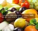 Learn easy kidney health tips in kidney diet secrets giving kidney health tips using healthy diet