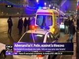 Ipocrizie. Vladimir Putin i-a transmis un mesaj de condoleanţe mamei lui Boris Nemţov. Nemţov voia să dezvăluie probe concludente despre implicarea Rusiei în Ucraina. Cineva s-a speriat foarte tare de acest lucru.