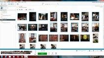 Tuto - Picasa 3 - Déplacer des photos et Renommer un dossier