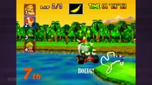 Rainbow Road's MASSIVE Shortcut in Mario Kart 64 - Great Moments In Gaming History.