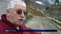 Pyrénées: un village coupé du monde