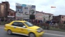 Vefa Stadı Çevresi Karıştı. Polis Taraftar Gruplarına Toma'yla Müdahale Etti