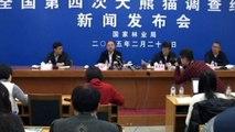 Giant pandas make comeback in China