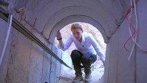 Gaza crisis  Inside a Hamas tunnel - BBC News