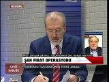 TARİHÇİ Prof. Dr. İlber Ortaylı, Şah Fırat Operasyonu'nu sert şekilde eleştirdi.