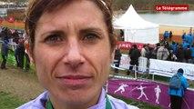 Cross-country.  Karine Pasquier troisième des championnats de France aux Mureaux