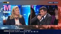 """Benoist Apparu face à Hedwige Chevrillon dans BFM Politique: """"J'applaudirai si François Hollande réussit son pari de sortir la France de la crise"""""""
