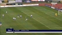 Hajduk - Zadar 2-2, golovi, 01.03.2015. HD