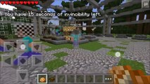Does Not Work Anymore) Minecraft PE 0 10 4 Survival/Parkour