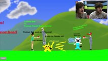 SMOSH PLAYS HAPPY WHEELS (Gametime w  Smosh)