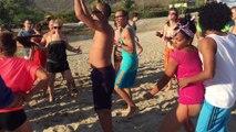 Séjour Salsa Cuba Reggaaton Filles ,Reggaeton garçon à la plage joli Final en rueda