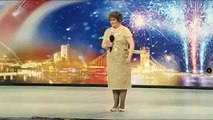Susan Boyle First Audition - Britain's Got Talent - I Dreamed A Dream_