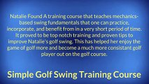 The Simple Golf Swing Tips Training Course Guide Tutorial To Better Help Your Golf Swing