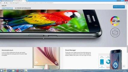 Samsung Galaxy S6 e S6 Edge - Presentazione e Prime Impressioni