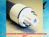 10 Pkg. of LEDi2 Lighting LED PLC Lamps 4-PIN G24Q Base Bulb 7W Equivalent 18W 5000K(Cool White)