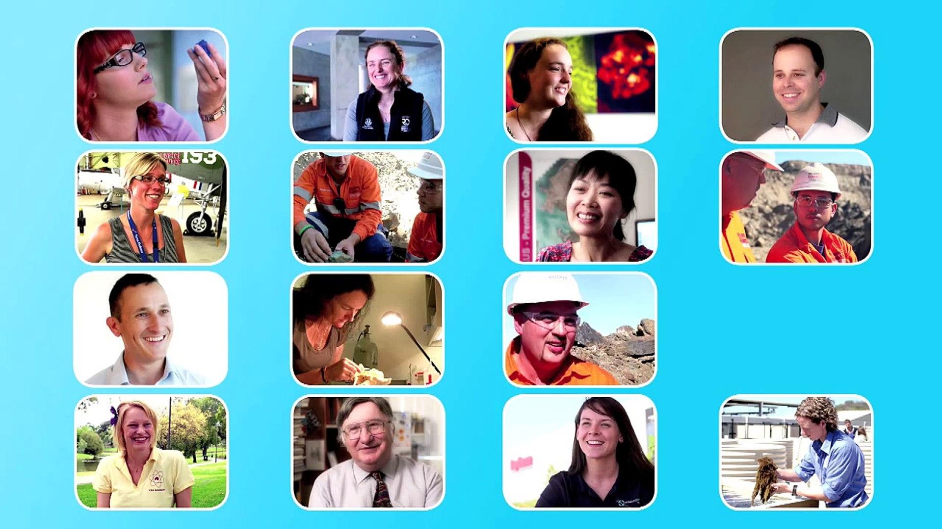 Bringing Science to Life: Science heroes