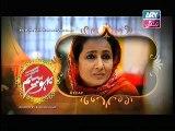 Bahu Begam Episode 117 on ARY Zindagi in High Quality 1st March 2015 - DramasOnline