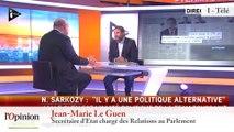 "TextO' : Nicolas Sarkozy parle de ""FNPS""- Le Guen: ""C'est consternant"""