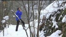 Risque d'avalanches maximal : une journée avec les CRS de la montagne - 01/03