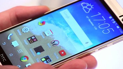 HTC One M9 : prise en main vidéo