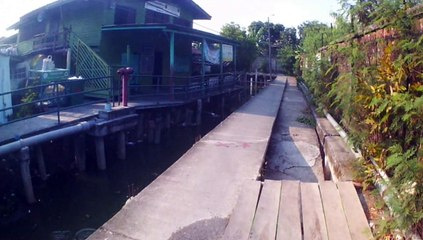 Village on a Khlong