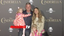 Cinderella World Premiere: Rebecca Gayheart & Eric Dane Red Carpet Arrivals