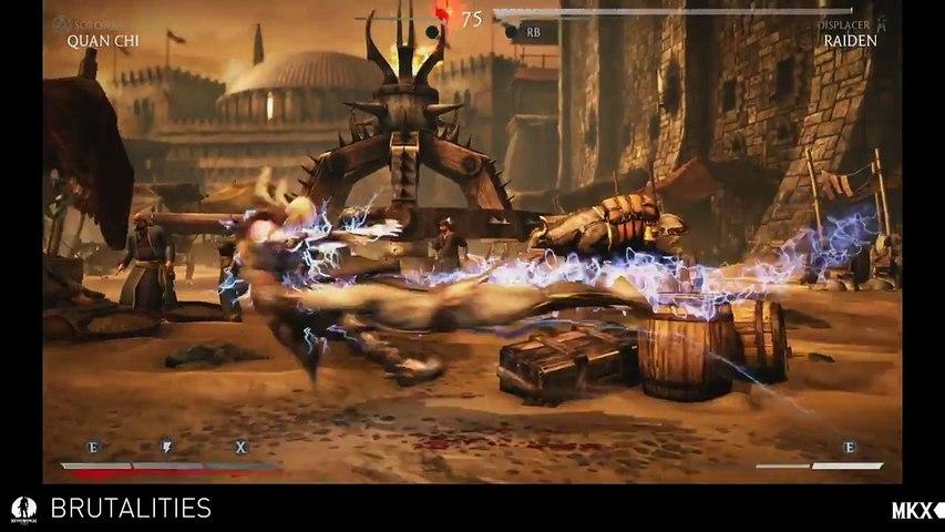 Mortal Kombat X - Brutality Gameplay