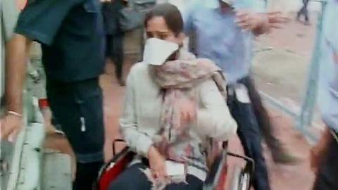 Sonam Kapoor suffering from Swine Flu