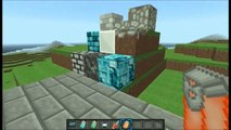 Minecraft: Sword Art Online Mod Review (Swords,Aincrad, SAO)
