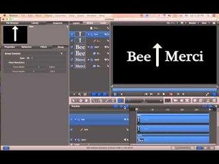 สอน kinetic typography in motion 5