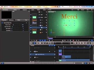 สอน kinetic typography slide text in motion 5