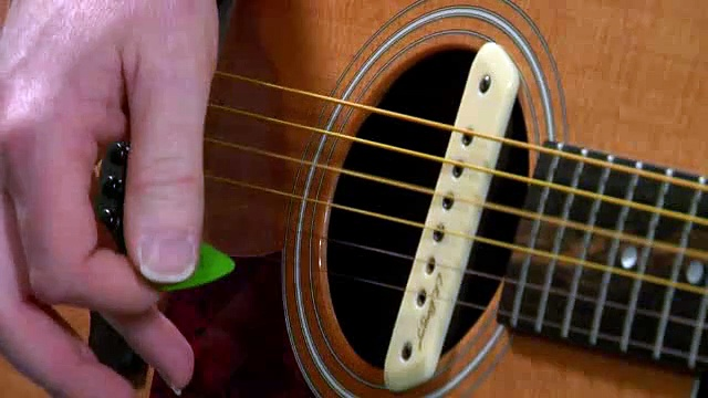 Guitar Lessons  Acoustic Guitar Tone