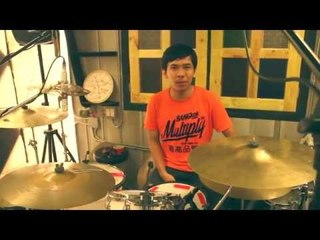 ปลานิลเต็มบ้าน เบื้องหลัง Drums Recording Session [2014]