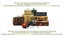 L'aventure Minuscule - Les Mandibules du Bout du Monde est lancée sur Ulule !