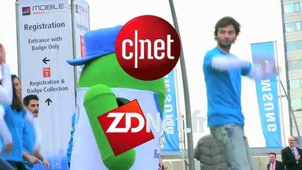 MWC 2015 : Huawei Talkband B2 en vidéo
