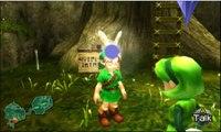 The Legend Of Zelda Ocarina Of Time 3D Gameplay (Nintendo 3DS) [60 FPS] [1080p] Top Screen