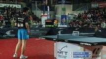 Succès populaire pour les championnats de France de Tennis de Table