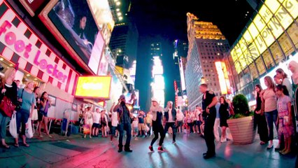 Laure Courtellemont - Times Square (Ragga Jam Dance Hall)