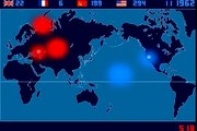 TIMELAPSE MAP OF EVERY NUCLEAR EXPLOSION SINCE 1945 - Discovery History Military War