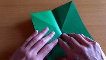 Origami Strawberry / 折り紙 いちご 折り方