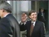 Bill Gates se prend une tarte / Bill Gates super cake