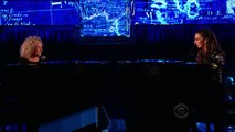 Carole King + Sara Bareilles - Beautiful + Brave - Live 56th Annual Grammy Awards 2014 720p