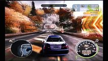 Need for Speed Most Wanted - BMW M3 GTR Engine Sound (German) PS2 HD