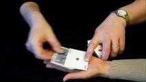 best easy cool magic tricks revealed Card Trick Revealed Two Card Monte Dynamo Magic Trick Giveawa