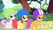My Little Pony - Sezon 1, Odcinek 23 - Z kronik Ligi Znaczkowej [Dubbing PL] [DVDRip]