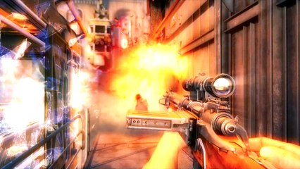 Wolfenstein: The Old Blood - Trailer d'annonce de Wolfenstein: The Old Blood