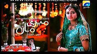 Meri Maa Episode 232 in High Quality 2nd March