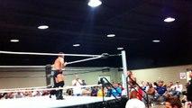 "Tim Storm vs. ""Battle Born"" John Saxon - NWA Bayou Independent Wrestling - NWA-BIW Deep-south Heritage Championship"