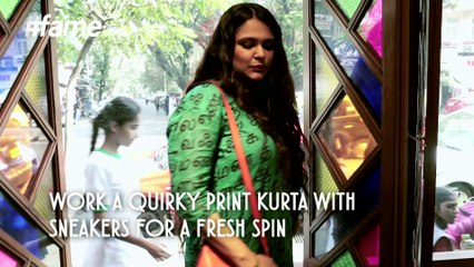 Four Ways to Westernise Your Kurta | Fashion Out Of The Box